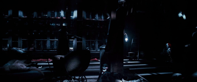 """Billy"" from Saw appears in a scene of Dead Silence"